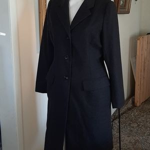 Renato Nucci Designer light wool coat